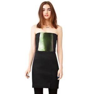 NWT strapless Kate Spade dress!